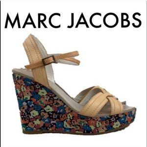 👑MARC JACOBS WEDGES 💯 AUTHENTIC
